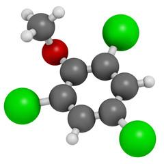 Trichloroanisole (TCA) cork taint molecule