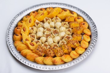 turkish baklava dessert