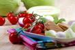 Pomodorini,tonno e mozzarella