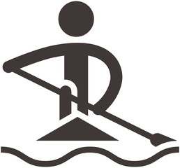Rowing and Canoeing icon