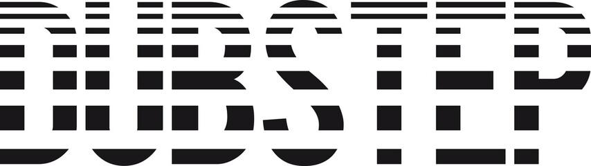 Cool Dubstep Logo Design
