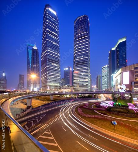 Fotobehang China Shanghai