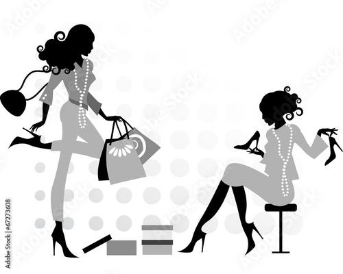 Shopping Shoes - 67273608