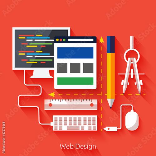 Web design. Program for design and architecture. - 67273668