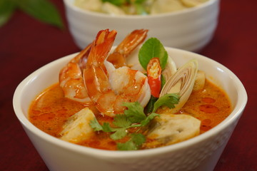 Thai Food , TomYum