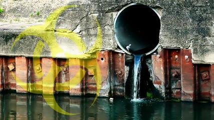 Sewage spills