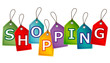 Shopping Tags, vector