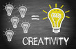 Creativity - Business Concept