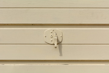 Garage door handle