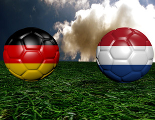 Soccer Germany Nederlands