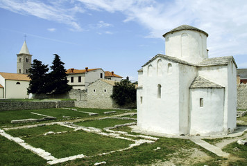 Alte Kirche zum hl. Kreuz in Nin