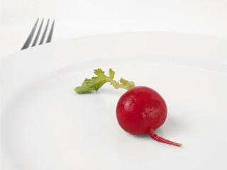 Radish diet