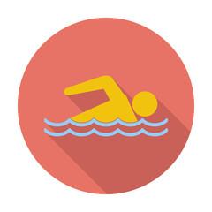 Pool icon.