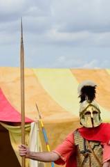 Roman Sentry on guard
