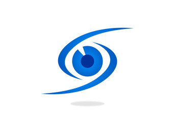 eye vision optic logo
