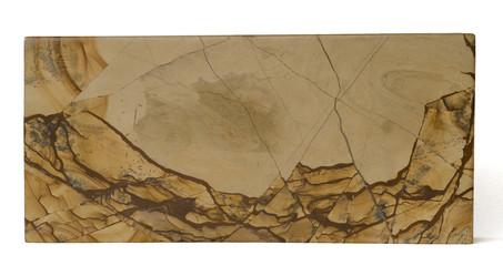 """Pietra Paesina"" (Landscape stone). 20cm across."