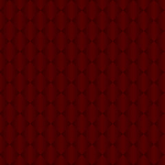 Red Diamond Pattern Repeat Background
