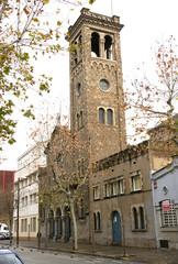 Iglesia de San Francisco de Asís en Barcelona