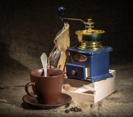 Coffee mill