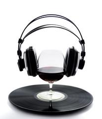 Music Vinyl & Wine