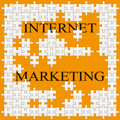internet marketing puzzle