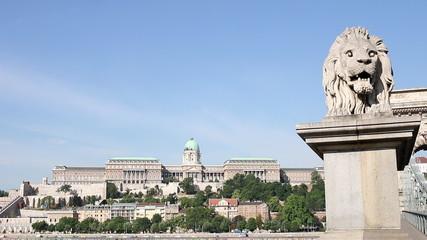 Budapest cityscape Hungary