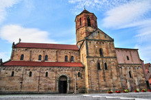 alsace, la pittoresque ville de Rosheim