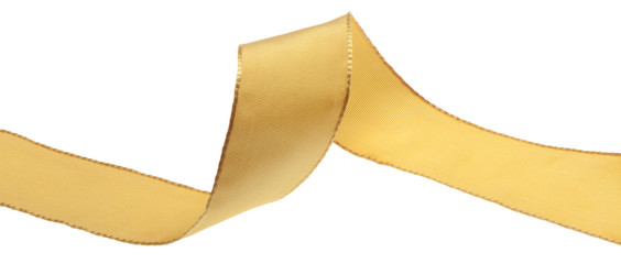 Ribbon yellow