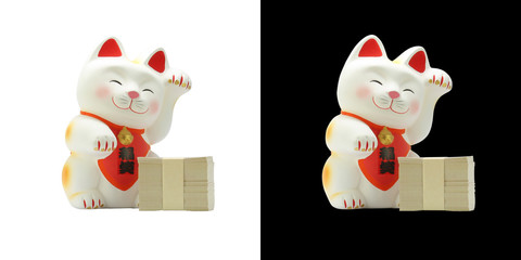 Maneki neko - Japanese Lucky Cat