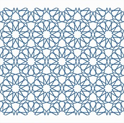 traditional turkish geometric design
