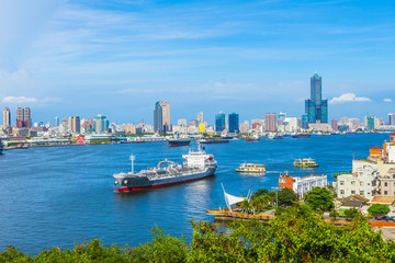 Taiwan's second largest city - Kaohsiung