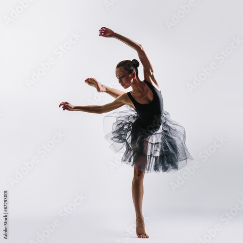 Obraz na Szkle The dancer