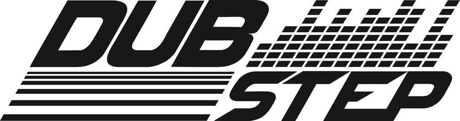 Dubstep Equalizer Logo Design