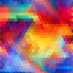 Abstract background bright colors summer seamless