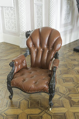 Padded chair design