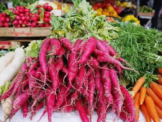 radish market