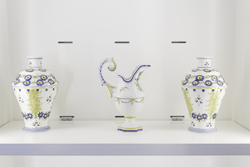 Ceramic vases design