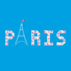 Paris letter card1