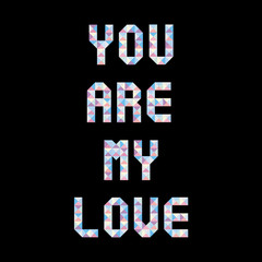 You are my love1