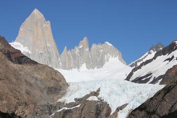 Cerro Fitz Roy, El Chalten, Argentina