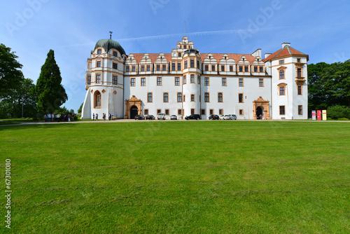 Celler Schloss, Residenz, Schlosspark, Niedersachsen, Celle - 67301080