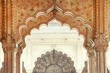 Architectural of Lal Qila - Red Fort in Delhi, India, Asia - 67301452