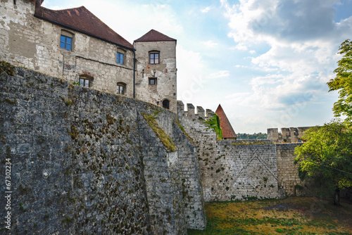 canvas print picture Festung