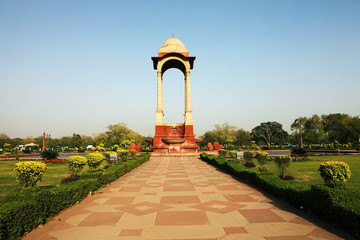 The Canopy near India Gate, New Delhi