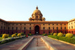Indian Government buildings, Raj Path, New Delhi, India - 67303441