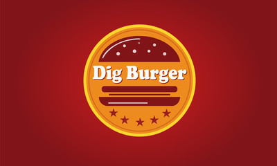 Company Logo for Food and Fast Food
