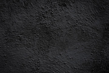 Black and white stone grunge background wall texture
