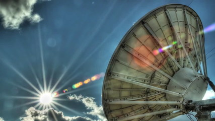 Radioteleskop Satellite