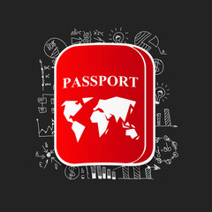 Drawing business formulas: passport