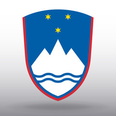 Coat of arms of Slovenia